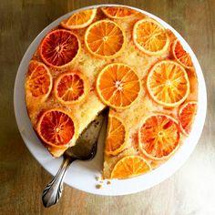 De l'or, mon gateau vite fait à l'orange (ein Goldstück, mein schneller Orangen-Kuchen )   Rezept   Französisch kochen