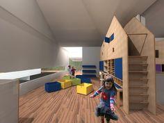 CEDEI Nursery School / +K Arquitetos,classroom 05 / © Damien Murat & Thiago Mendes