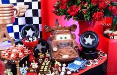Carros 3 | Lançamento de Filme e Tema de Festa - Feliz com Pouco