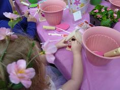 Wonderful idea - party activities for kids