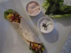 Tortillas mit Chipotlesauce #rezept