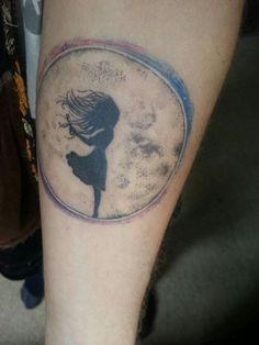 Auri Kingkiller Chronicles tattoo The Slow Regard of Silent Things Patrick Rothfuss