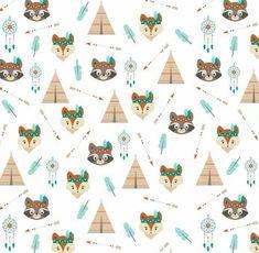 width 160 cm 63 Sweet bunny peach   100/% Cotton Printed Fabric,Per meter
