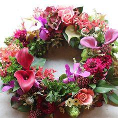 フラワーリース   K's flower novo