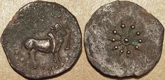 CoinIndia: History and Coins of India Silver Coins, Seals, Sri Lanka, Script, Temple, Symbols, Indian, Tattoo