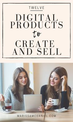 12 Digital Products to Create and Sell for Profit - -