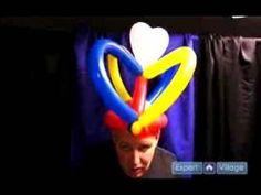 54b5b1517ae How to Make Balloon Hats   How to Make a Balloon Crown
