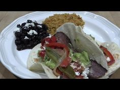 ▶ Wagyu Beef Fajitas - Lobel's Wagyu Flank Steak - YouTube