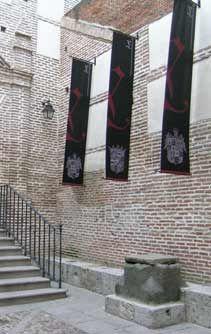 Palacio Real Testamentario de Isabel la Católica (Medina del Campo).