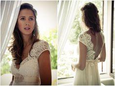 Estava navegando pela internet e me deparei com as belíssimas imagens desse casamento. A noiva estava tão linda, e seu vestido era tão perfeito, que eu não tinha como não compartilhar as fotos com vocês:   Créditos das Imagens: I am yours nowvia Bridal Musing  Gostaram? Achei muito lindo! Para as interessadas, o …