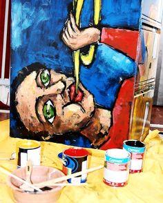 Fams Guatemala 2008 #arte  #obradearte  #coyoacan #cdmx #mexico #pintura #ventadearte #artforsale #art #artista #artwork #arty #artgallery #contemporanyart #fineart #artprize #paint #artist #illustration #picture  #artsy #instaart #beautiful #instagood #gallery #masterpiece #instaartist  #artoftheday  #dibujo
