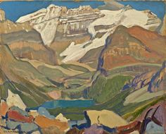 urgetocreate — blastedheath: J.E.H. MacDonald (Canadian,... Group Of Seven Artists, Group Of Seven Paintings, Mountain Landscape, Landscape Art, Landscape Paintings, Landscapes, Tom Thomson, Emily Carr, Pierre Bonnard