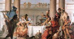 Cleopatra  Banquet pearls