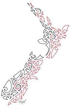nz tattoo ideas new zealand ~ nz tattoo ; nz tattoo new zealand ; nz tattoo ideas new zealand ; New Zealand Tattoo, New Zealand Art, Maori Designs, Body Art Tattoos, Tribal Tattoos, Maui, Karten Tattoos, Maori Symbols, Estilo Tribal
