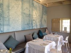 Our Old Maps wallpaper was used by Brand Bothas in Catherina's Restaurant in Steenberg. Map Wallpaper, Old Maps, Restaurant, Wallpapers, Home Decor, Decoration Home, Antique Maps, Room Decor, Diner Restaurant