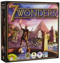 7 Wonders | Ontdek jouw perfecte spel! - Gezelschapsspel.info