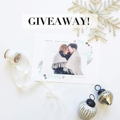 Last day to enter our $200 @minted giveaway! Head back a few pics on our Instagram account to enter.  Giveaway ends tonight at 11:59 pm PST. U.S. residents only.