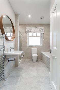 Fox Hall, Curragha Road, Ratoath, Co. Meath - New Homes For Sale 1930s House Interior, Chrome Towel Rail, Timber Fencing, Contemporary Shower, Wall Mounted Lamps, Boundary Walls, Timber Panelling, Metal Railings, Laminate Countertops