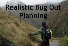 Realistic Bug Out Planning --Posted October 2015 By JimCobb Camping Survival, Survival Prepping, Emergency Preparedness, Survival Gear, Survival Skills, Survival Stuff, Get Home Bag, Emergency Preparation, Picture Source