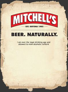 Mitchell's Brewery - The Craft Beer That Started Craft Beer