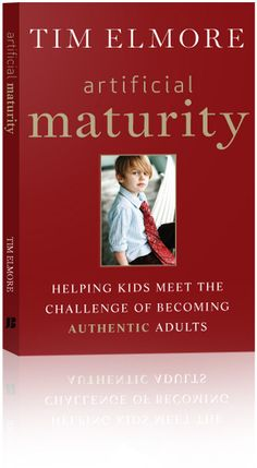 Preorder Now › Artificial Maturity - the latest from Dr. Tim Elmore  https://www.growingleaders.com/artificialmaturity/