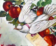 Картины художника Vincent Bakkum