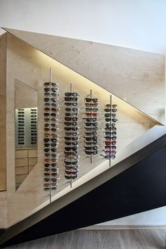 Optical Store,© Ioanna Roufopoulou and Simos Vamvakidis