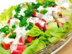 Bethenny's Low-Cal Ranch Dressing