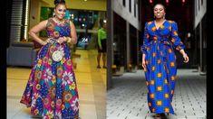 Short Ankara Dresses, Ankara Skirt And Blouse, African Fashion Ankara, African Dress, Ankara Styles For Women, Stylish, Lady, Videos, Skirts