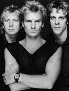 The Police After one hit album after another, The Police booked a studio session in 1986, but it was doomed from the start. Frontman Sting's priorities had shifted to his own solo material, and drummer Stewart Copeland breaking his collarbone in a horse-riding accident didn't exactly help matters. The studio time yielded no album and The Police called it quits, leaving 1983's Synchronicity as their last LP.