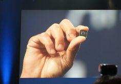 Intel's Processor Designed for Wearable Tech