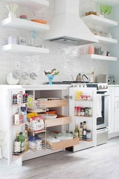Our New Kitchen Reveal with the Home Depot Behr Crystalline Falls