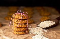 My favorite Oatmeal Cookie Recipe is King Arthur Flour Oatmeal Cookies