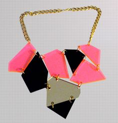 a chunky piece of jewelery I would actually wear! love!