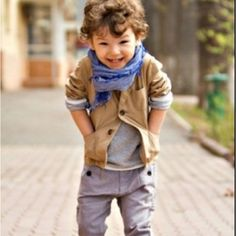 this little boy is adorable