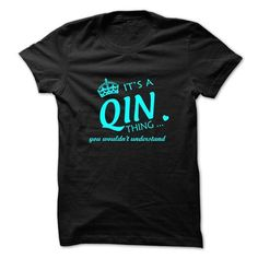 awesome QIN tshirt, QIN hoodie. It's a QIN thing You wouldn't understand