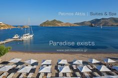 Paradise exists. | Discover Grikos bay. |