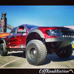 Raptor like Ford F-150 truck