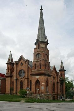 church in Keokuk, Iowa