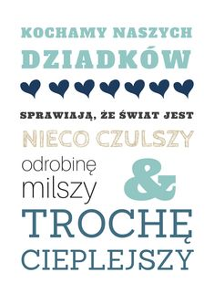 12 plakatów na Dzień Babci i Dziadka | Motheratorka Kids And Parenting, Diy For Kids, Decoupage, Diy And Crafts, Clever, Stamp, Album, Thoughts, Printables