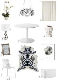 Dining room ideas - Adalmina's Secret