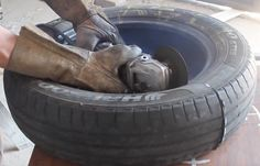 Researchers said Thursday they have found a way to fashion a cheap mosquito trap out of old tires that can collect thousands of eggs that may carry the Zika virus.