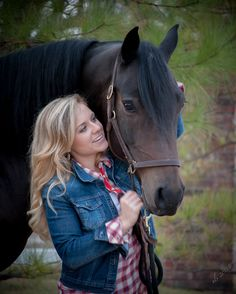 Morgan Rider Selected for the American Horsewoman's Challenge