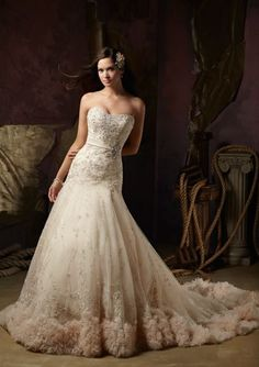 Angelina Faccenda Gown Style 1248 Mori Lee