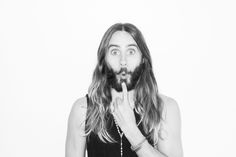 terrysdiary:  Jared at my studio #4