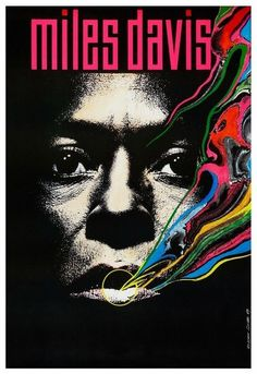 Miles Davis POSTER Pop Art AMAZING PICTURE - POLISH Artwork Jazz Pic