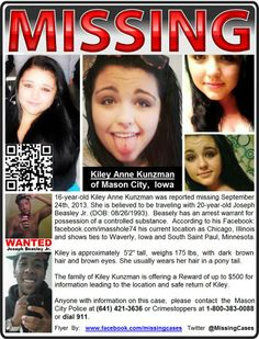 455 Best Amber Alert Amp Missing People Images In 2012