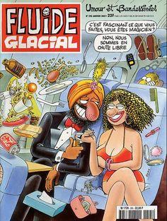 Fluide Glacial - Janvier 2001
