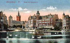 konigsberg 1900 | Königsberg i. Pr. - Schlossplatz