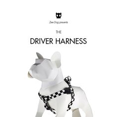 Zee.Dog | Driver Step-In Harness
